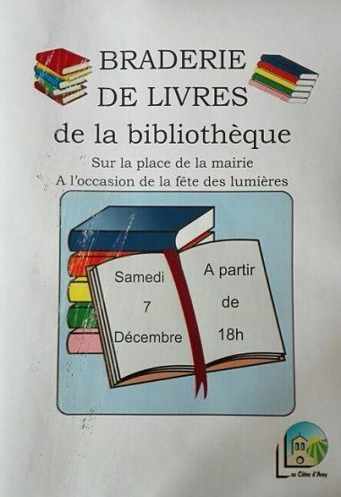 braderie livres